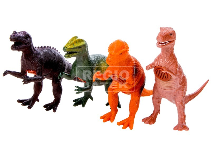 Műanyag dinoszaurusz figura - többféle