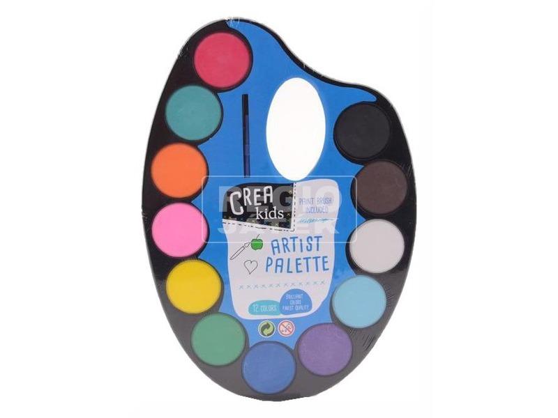 Vízfesték, 12 szín