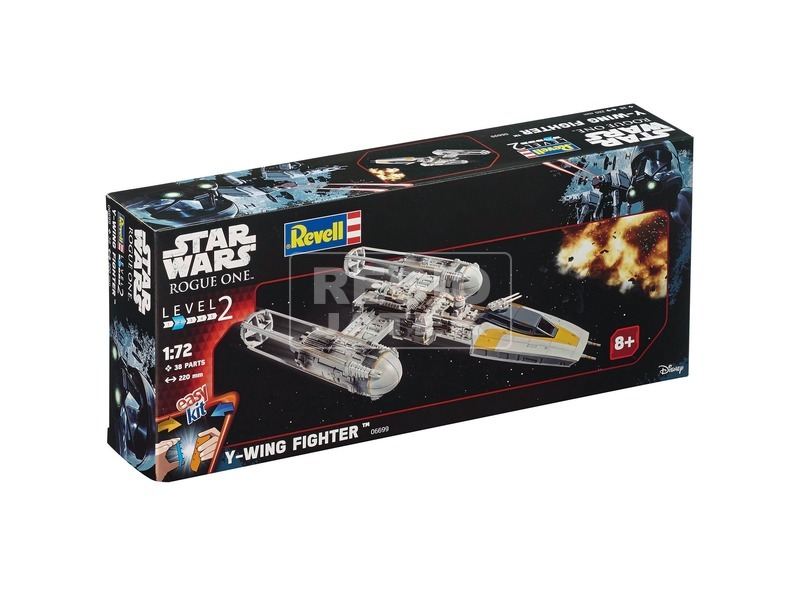 Revell Y-Wing Fighter