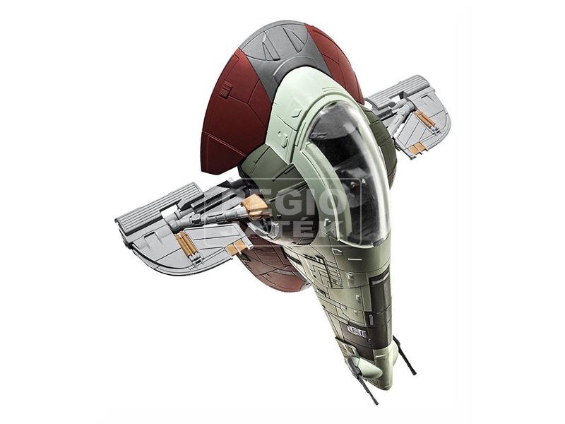 Star Wars: Boba Fett Slave I hajó makett - 1:160