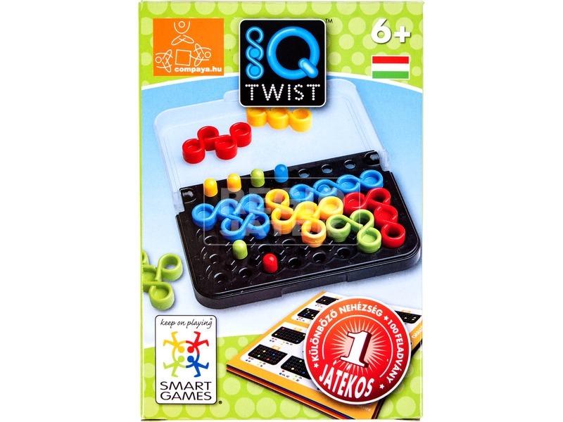 kép nagyítása Smart Games: Iq Twist logikai játék