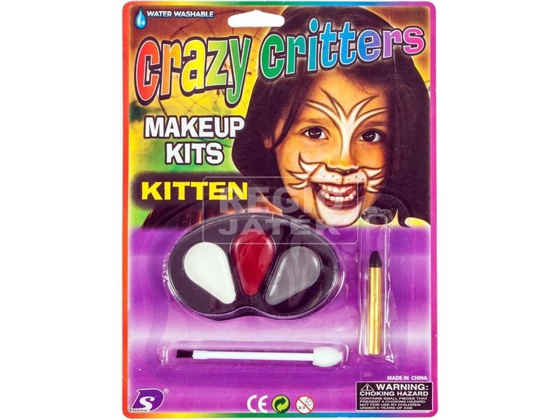 Állatos arcfesték készlet - többféle