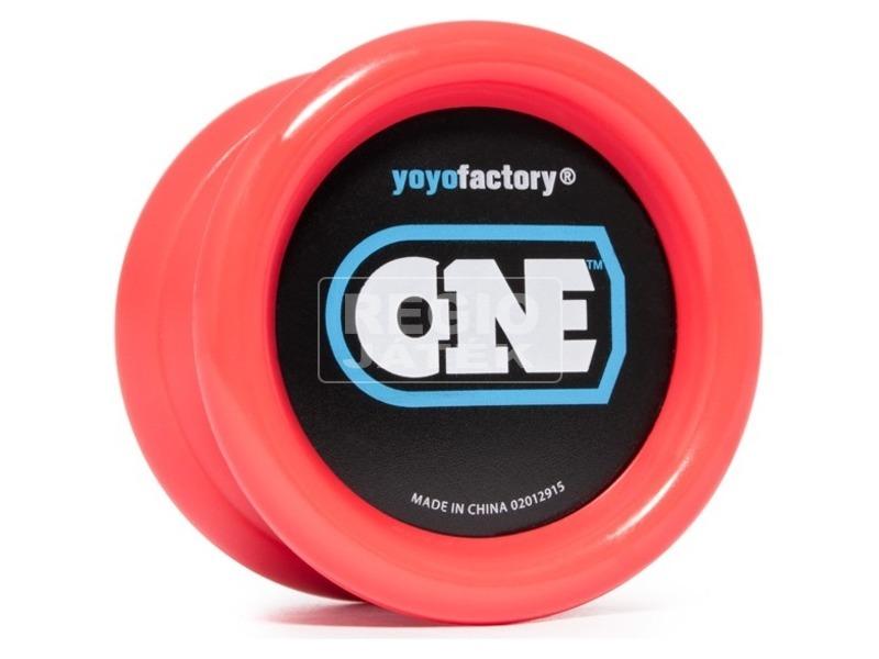 One yo-yo - piros
