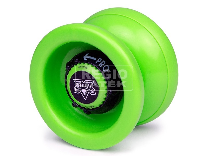 Velocity yo-yo - zöld