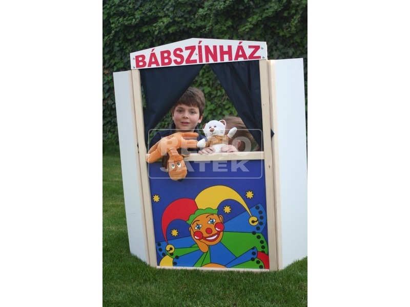 kép nagyítása Báb paraván