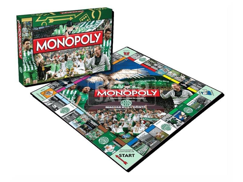 kép nagyítása Monopoly társasjáték - FTC kiadás