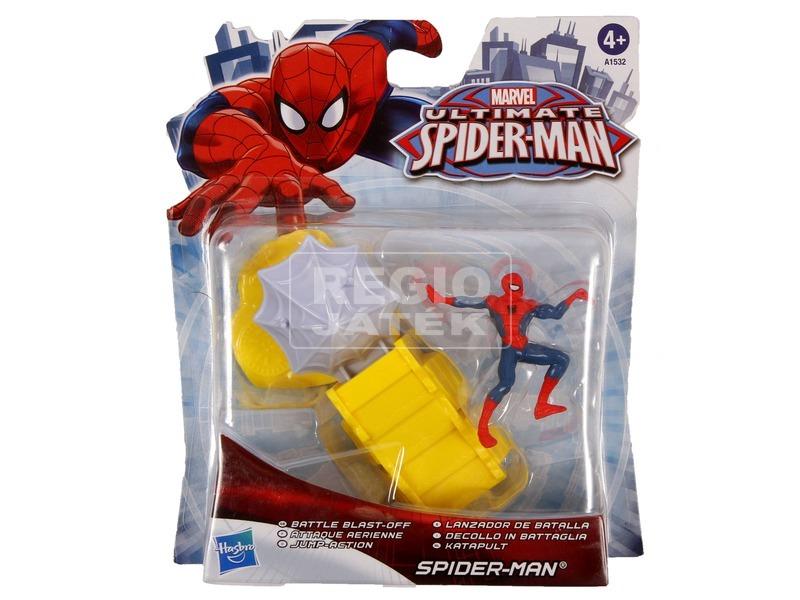 Pókember: Ultimate Spiderman mászó akciófigura - többféle