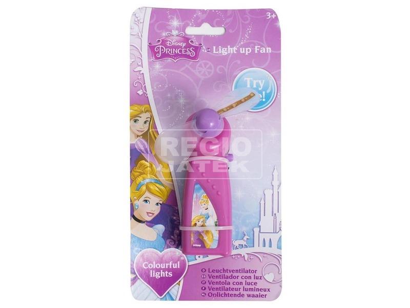 Disney hercegnők világító ventilátor