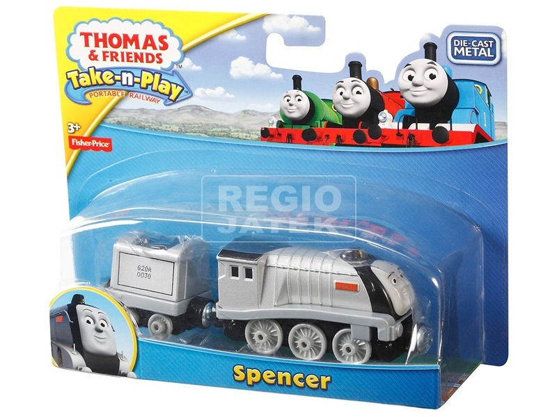 Thomas Take-N-Play közepes mozdony - többféle