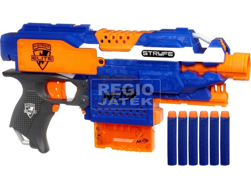 NERF N-Strike Elite Stryfe szivacslövő fegyver