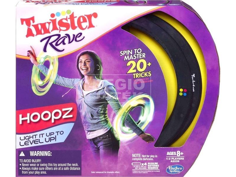 Twister Rave táncos ügyességi játék