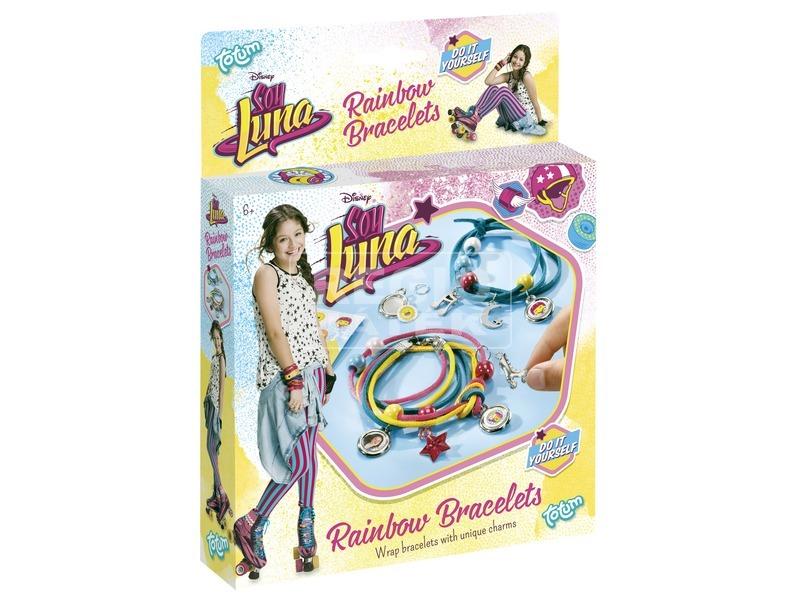 Soy Luna karkötő készítő készlet