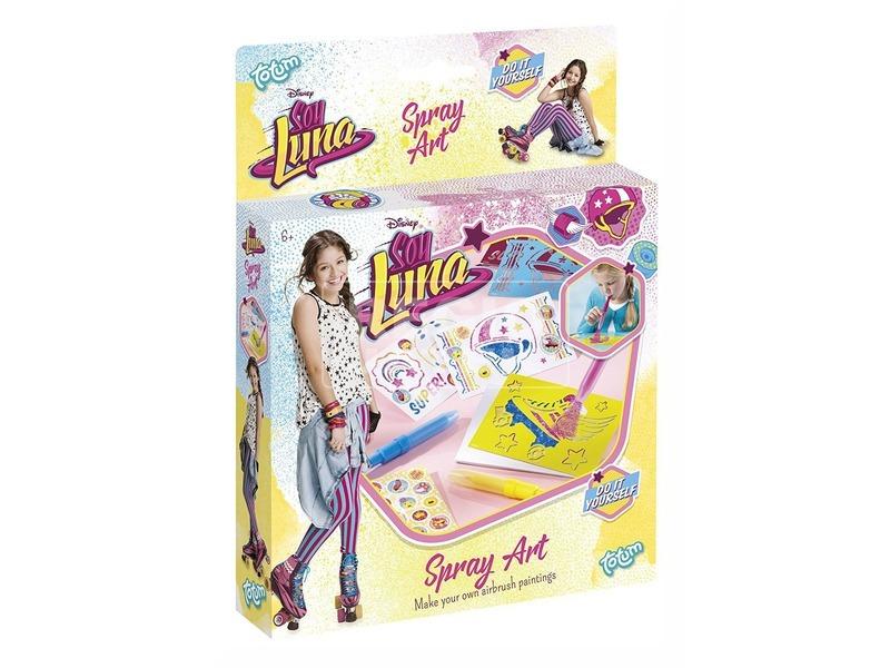 Soy Luna - Festékszóró tollak 800038