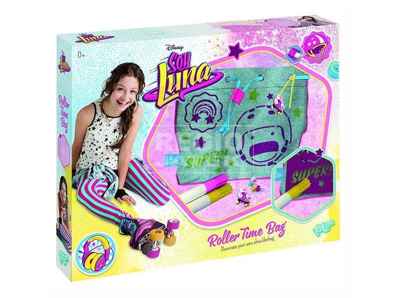 Soy Luna görkoris táska készítő készlet