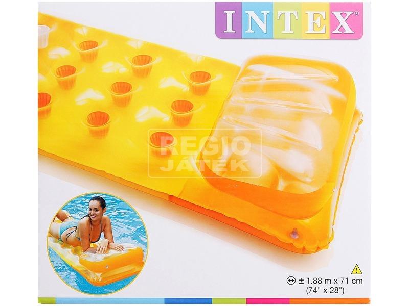 kép nagyítása Intex 58890 Poharas matrac - 188 x 71 cm, többféle