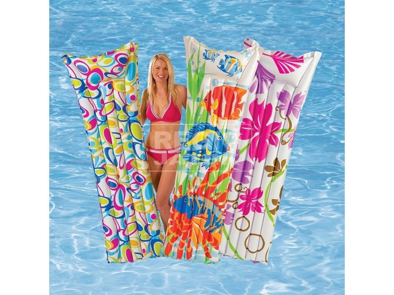 Színes matrac - 183 x 69 cm, többféle