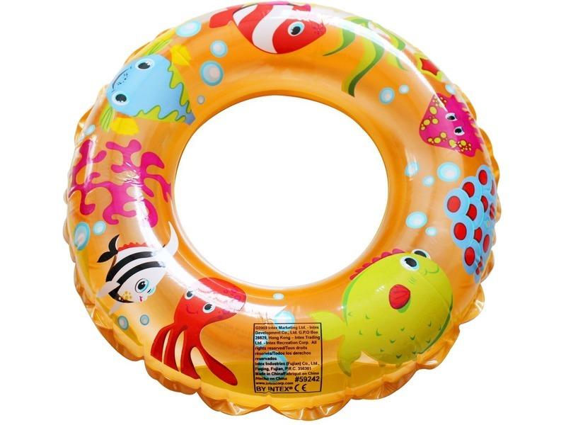 kép nagyítása Intex 59242 Állatos úszógumi - 61 cm, többféle
