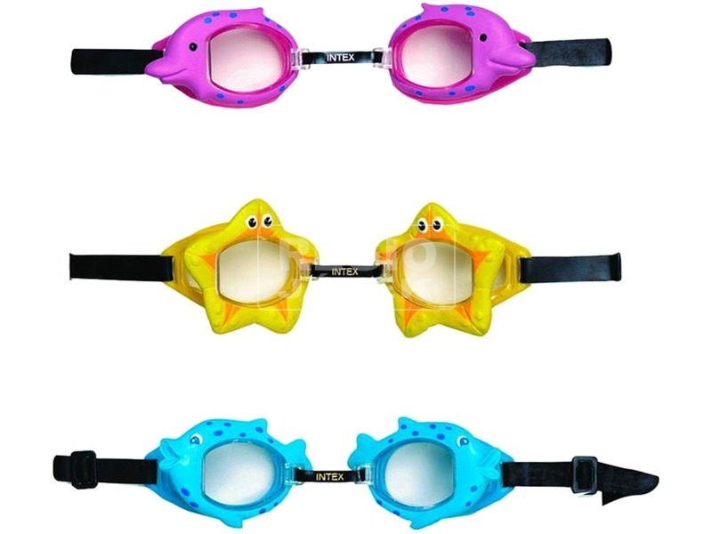 Fun úszószemüveg - többféle