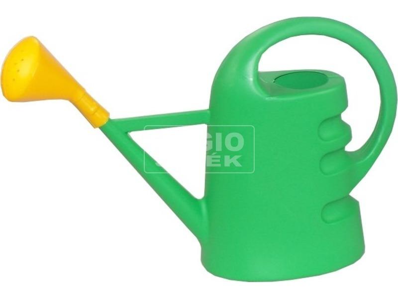 Műanyag locsolókanna - 2, 5 liter, többféle