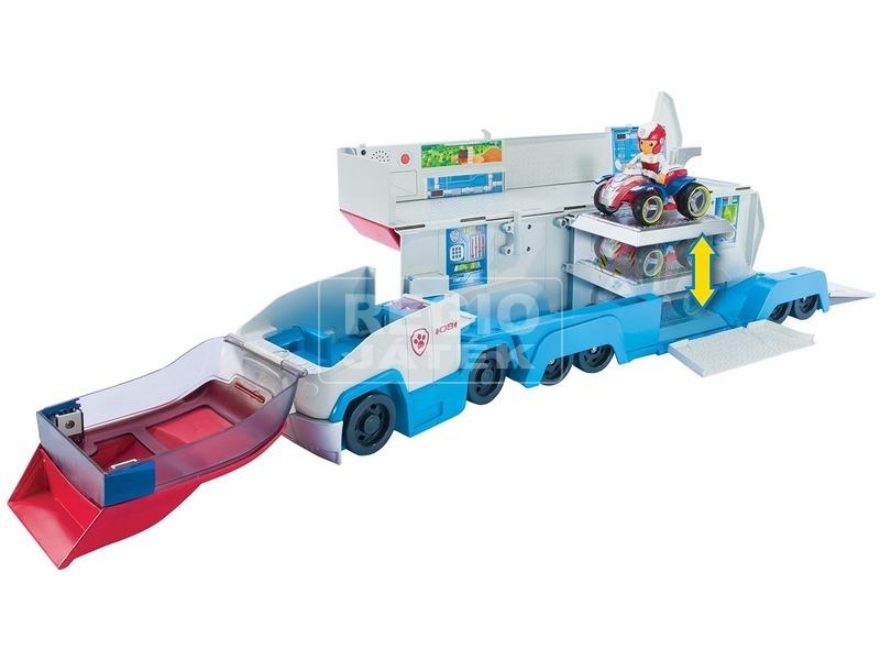 kép nagyítása Mancs őrjárat kamion készlet