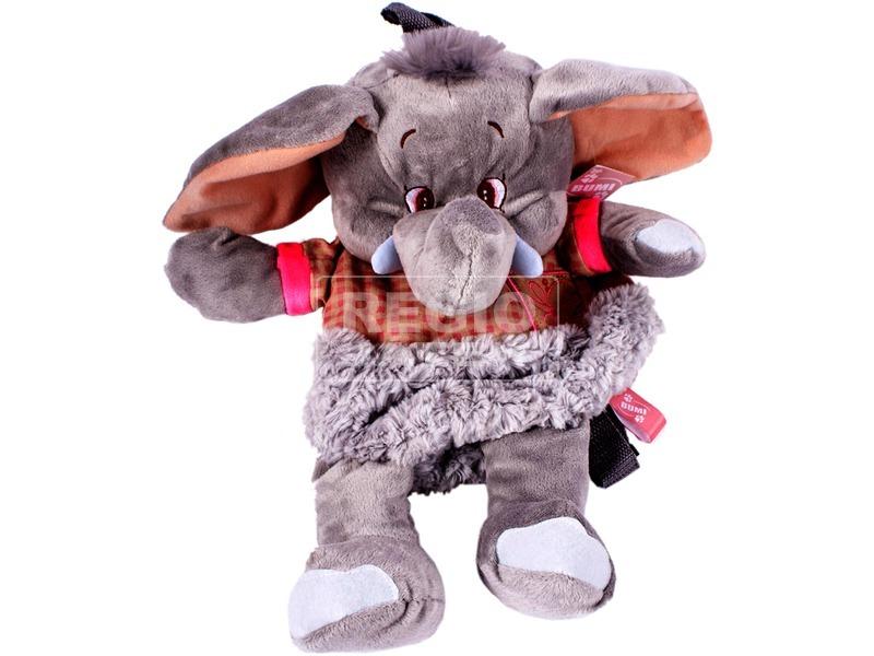 Pihefáni elefánt plüss hátizsák