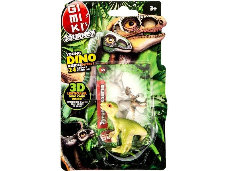 Újszülött dinoszaurusz figura - 7 cm