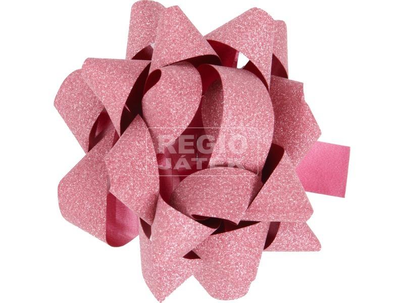 kép nagyítása Csillogó ajándékkísérő csillag - 10 cm, többféle