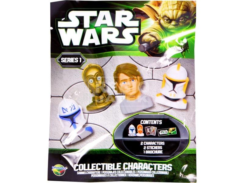 Star Wars: fejek meglepetés zacskóban