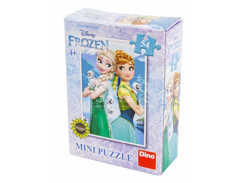 Mini puzzle 54 db Disney mesék