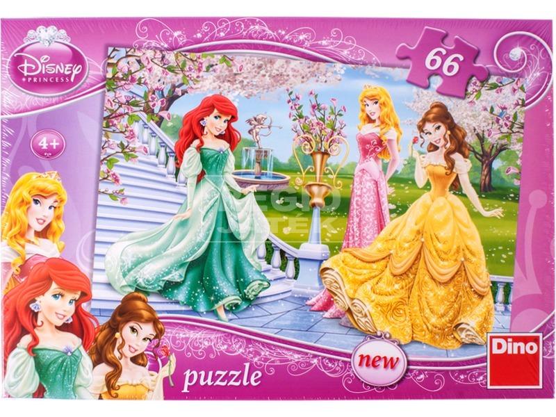 Disney hercegnők 66 darabos puzzle