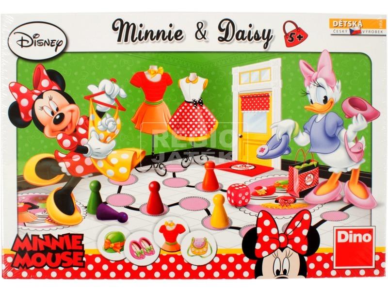 Minnie és Daisy társasjáték