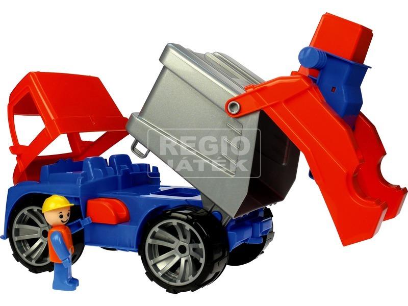 Truxx műanyag kukásautó - 29 cm