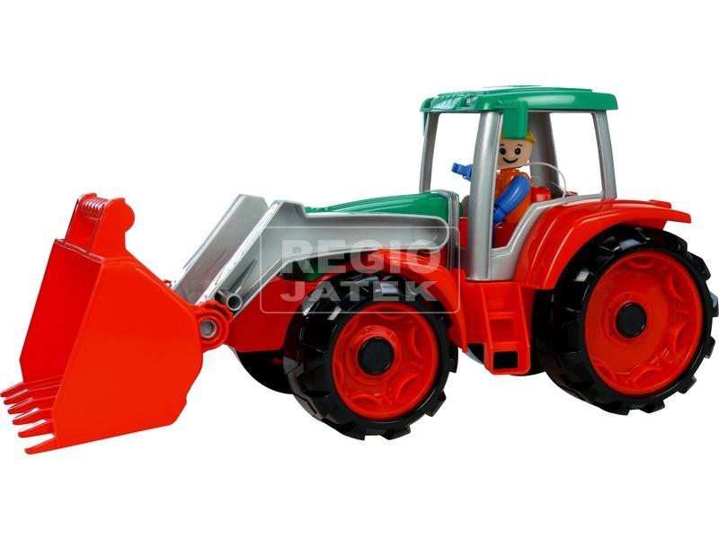 Színes műanyag traktor - többféle