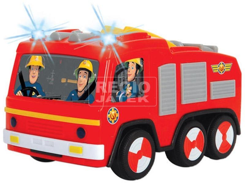 kép nagyítása Tűzoltó Sam Jupiter autó