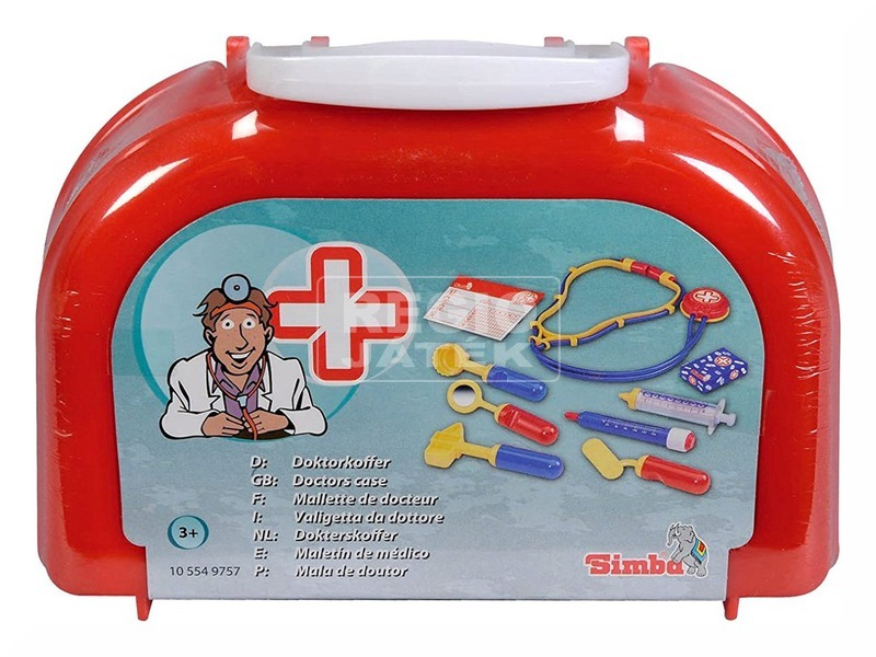 Orvosi táska 10 darabos készlet