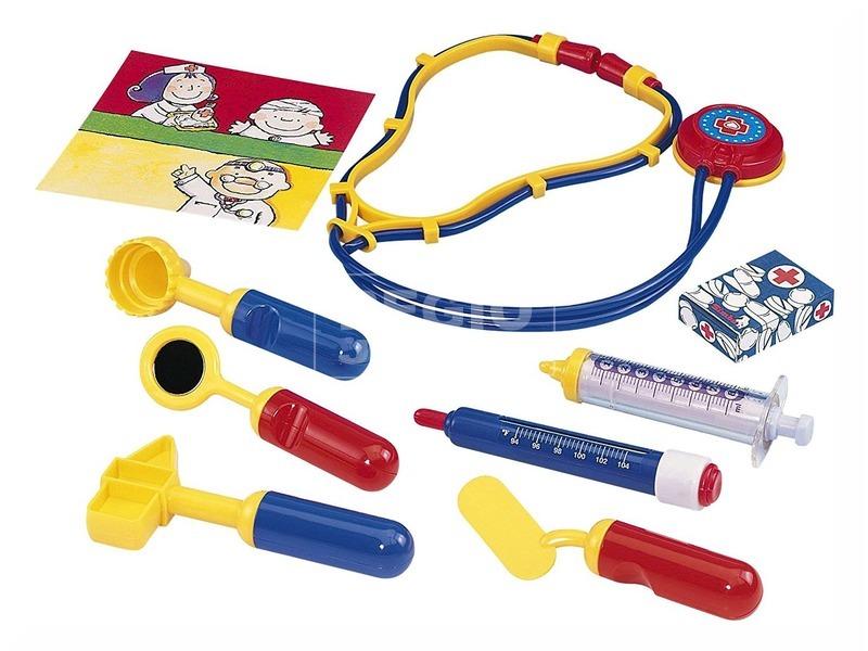 kép nagyítása Orvosi táska 10 darabos készlet