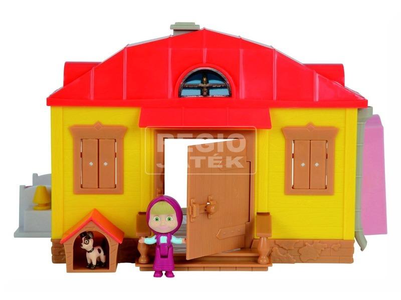 kép nagyítása Masha és a medve Masha háza játékkészlet