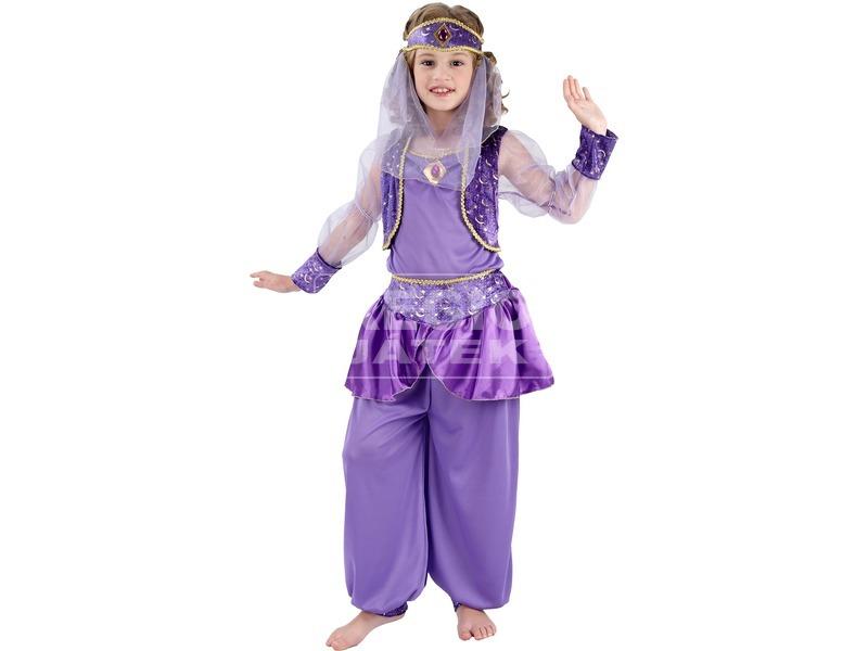 Arab táncosnő gyerekjelmez - 110-120-as méret