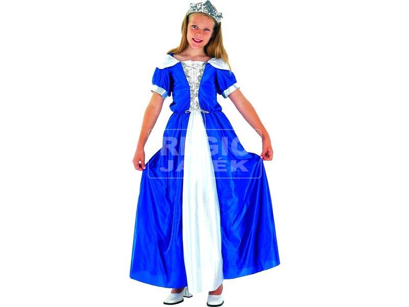Hercegkisasszony gyerekjelmez - 120-130-as méret