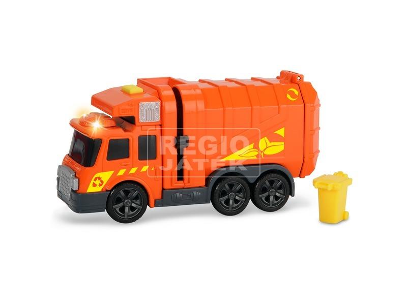 kép nagyítása Dickie City Cleaner kukásautó - 15 cm, többféle