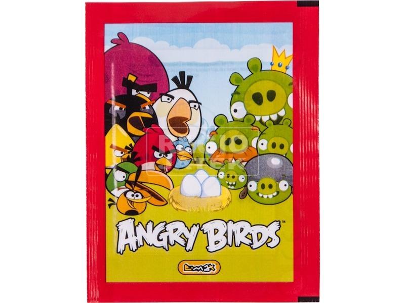 Angry Birds gyűjthető matrica
