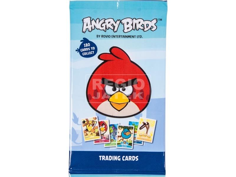 Angry Birds gyűjthető kártya