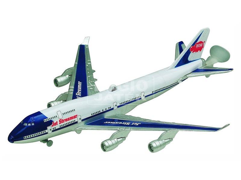 kép nagyítása Dickie Jet Streamer utasszállító repülőgép - 25 cm