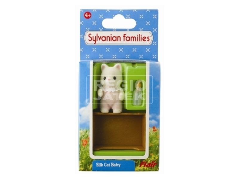Sylvanian Families: Selyem cica bébi