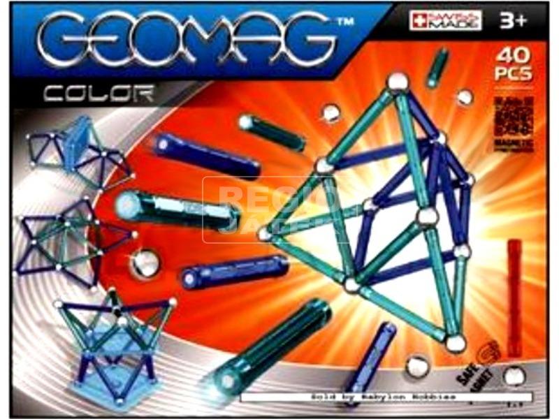 Geomag Color 40 darabos készlet