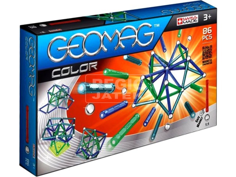Geomag Color 86 darabos készlet