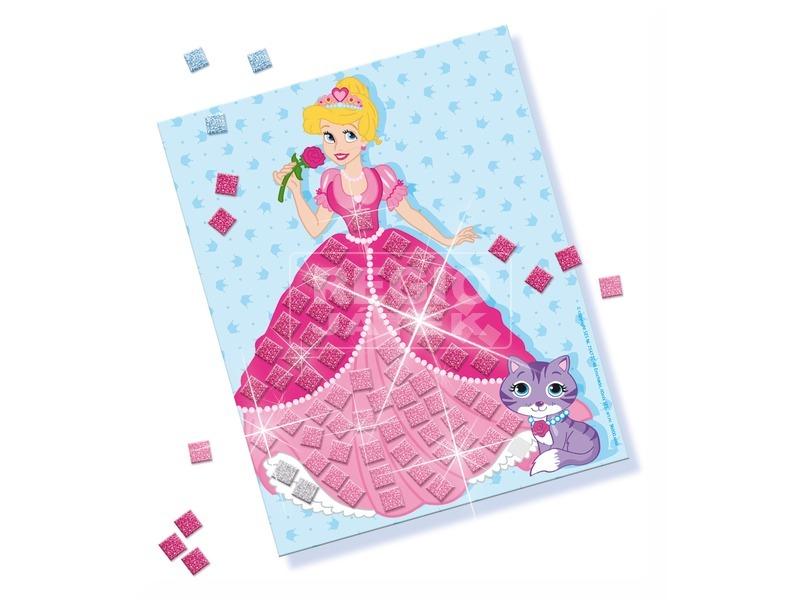 kép nagyítása SES csillogó álmok mozaik készlet