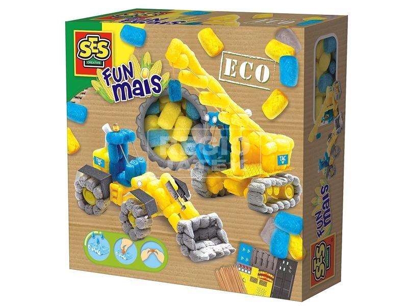SES Funmais jármű 400 darabos kirakó