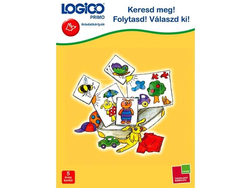 Logico Primo Keresd meg!