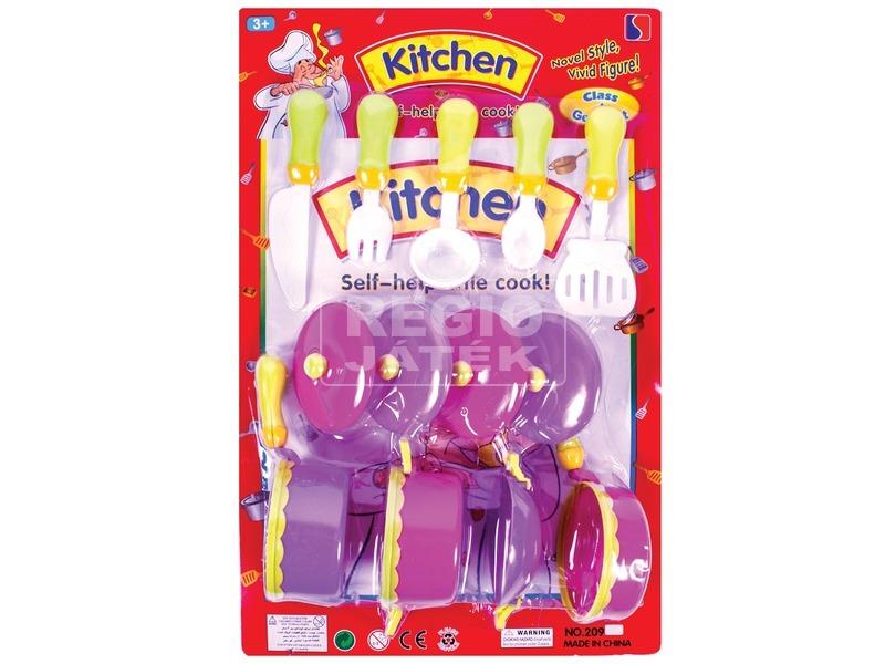 13 darabos konyhai készlet